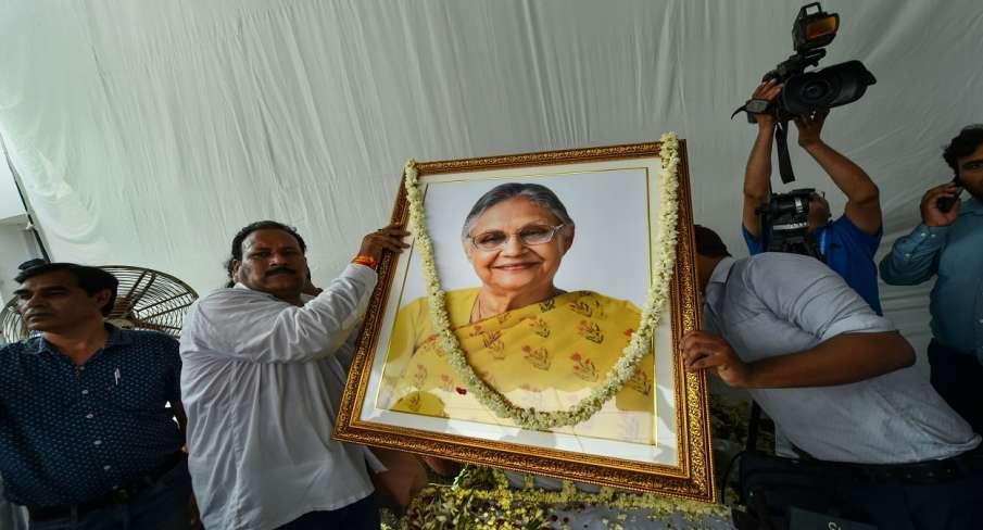 Sheila Dixit- India TV Hindi