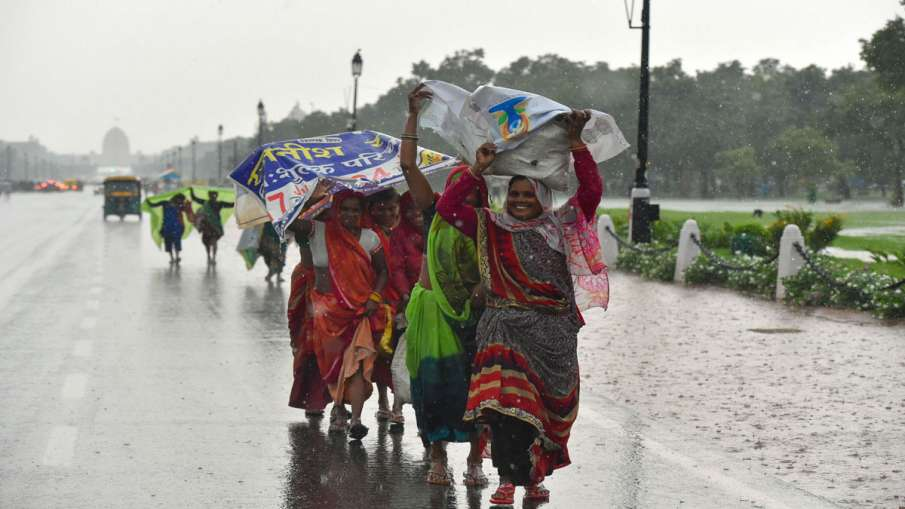 IMD forecast heavy to very heavy rainfall in Uttar Pradesh, Bihar and other states- India TV Hindi
