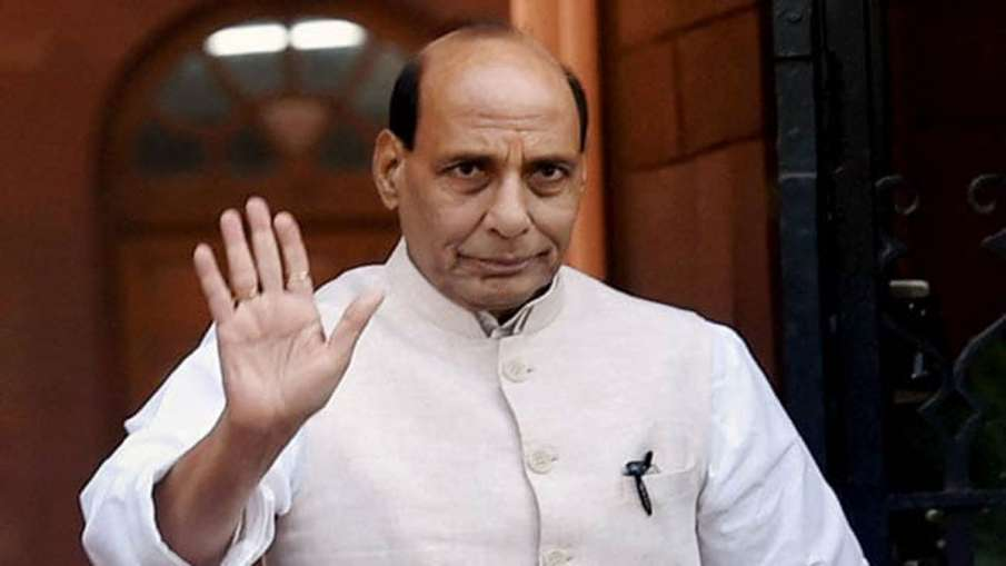 Kashmir issue will be resolved soon: Rajnath Singh- India TV Hindi