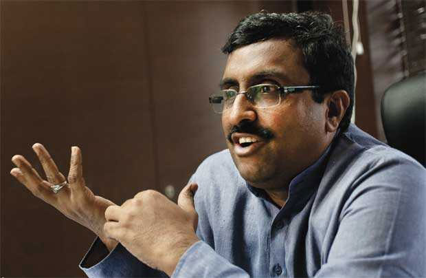 ram madhav- India TV Hindi