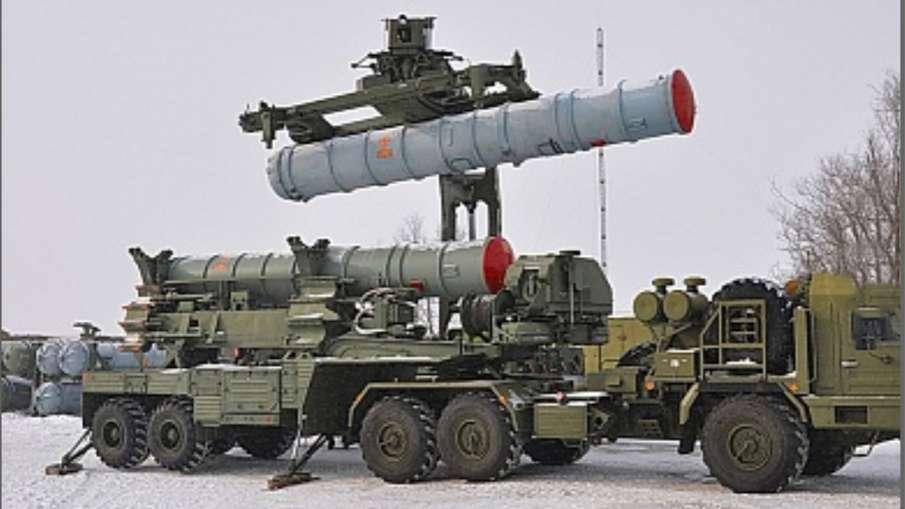 भारत के साथ रक्षा साझेदारी सबसे मजबूत बनाने पर विचार कर रहा अमेरिका, एस-400 पर दिया यह बयान- India TV Hindi