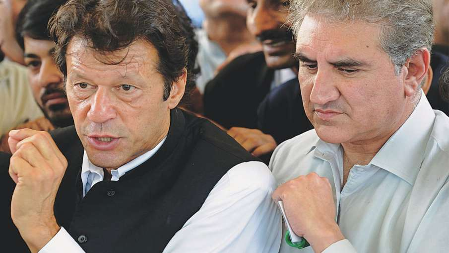 We haven't come to US with begging bowl: Shah Mehmood Qureshi- India TV Hindi