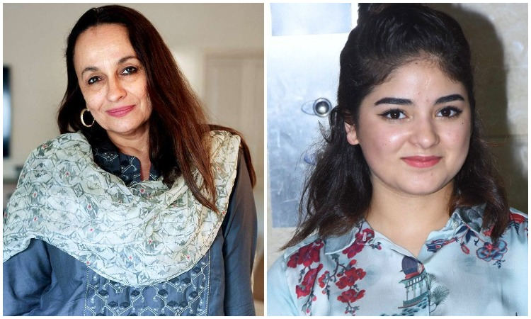 Soni razdan and zaira wasim- India TV Hindi