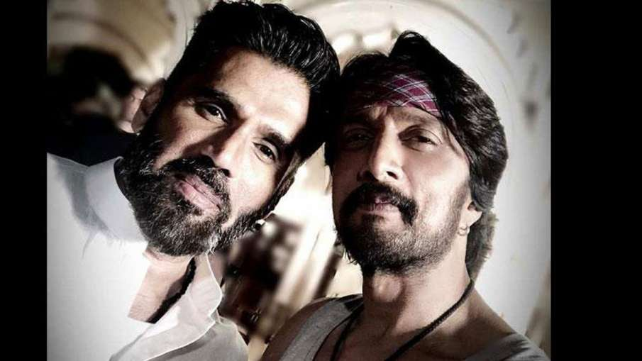 सुदीप और सुनील...- India TV Hindi