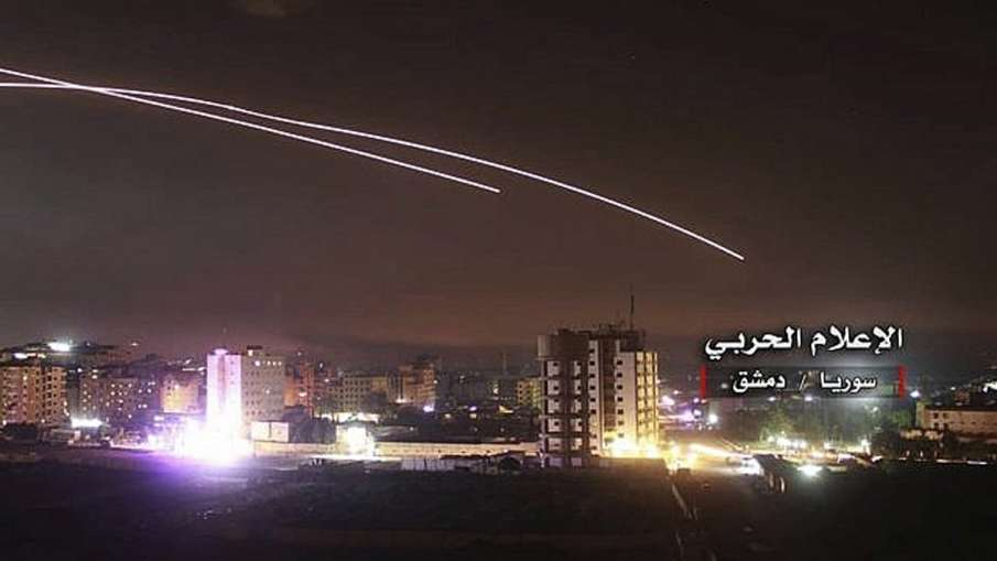 Syria says Israel attacked posts held by its military and allied militias | AP Photo- India TV Hindi
