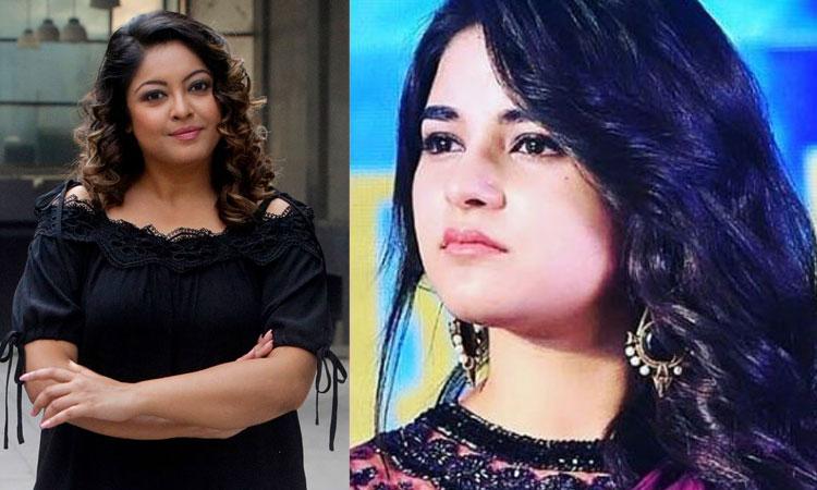 तनुश्री दत्ता, ज़ायरा वसीम- India TV Hindi