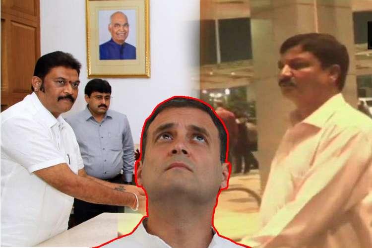 Karnataka Congress MLA Ramesh Jarkiholi resigns after...- India TV Hindi