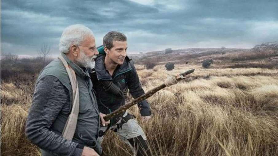 Day before PM Modi's Man vs Wild telecast, Tourism...- India TV Hindi