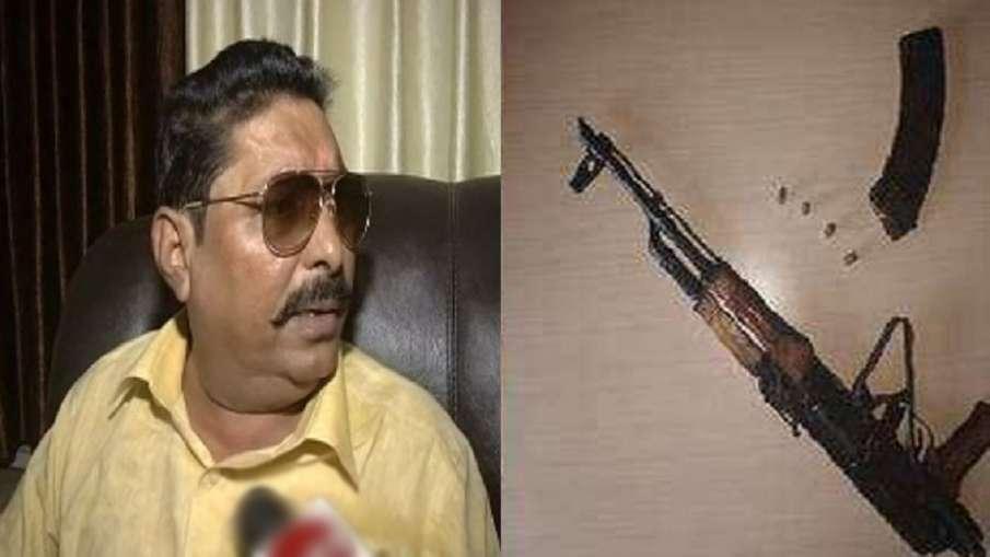 Patna police raid to arrest MLA Anant Singh- India TV Hindi