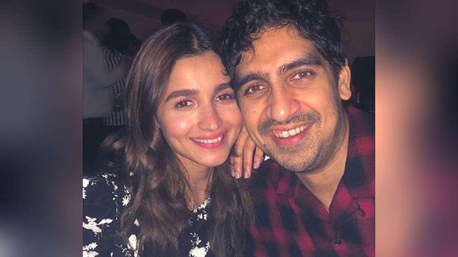 आलिया भट्ट और अयान मुखर्जी- India TV Hindi