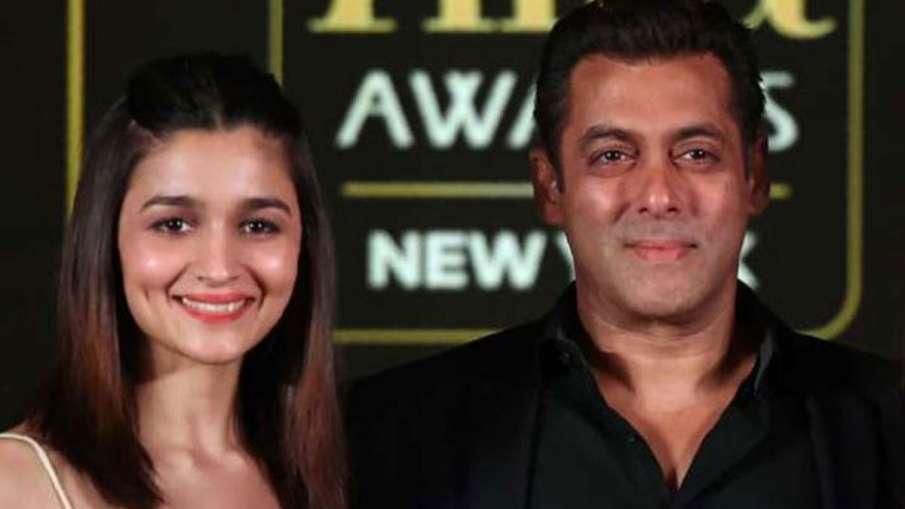सलमान खान के साथ फिल्म ऑफर हुई तो 5 मिनट तक कूदती रहीं आलिया भट्ट, खुद किया खुलासा- India TV Hindi