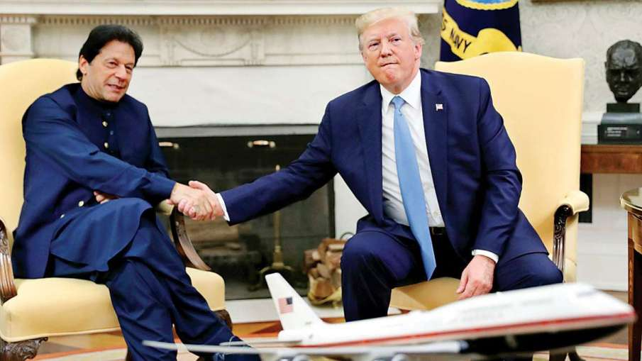 US delegation to arrive in Pakistan on Monday- India TV Hindi