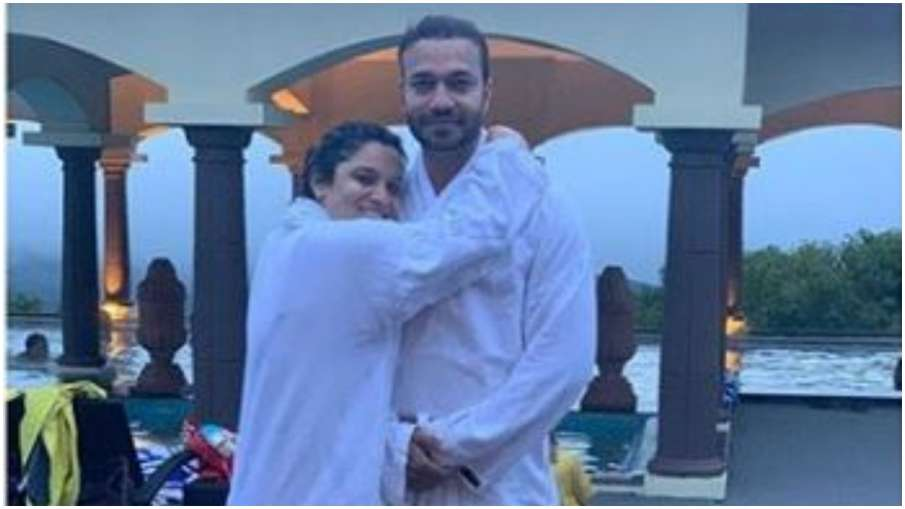 Ankita lokhande with her boyfriend- India TV Hindi