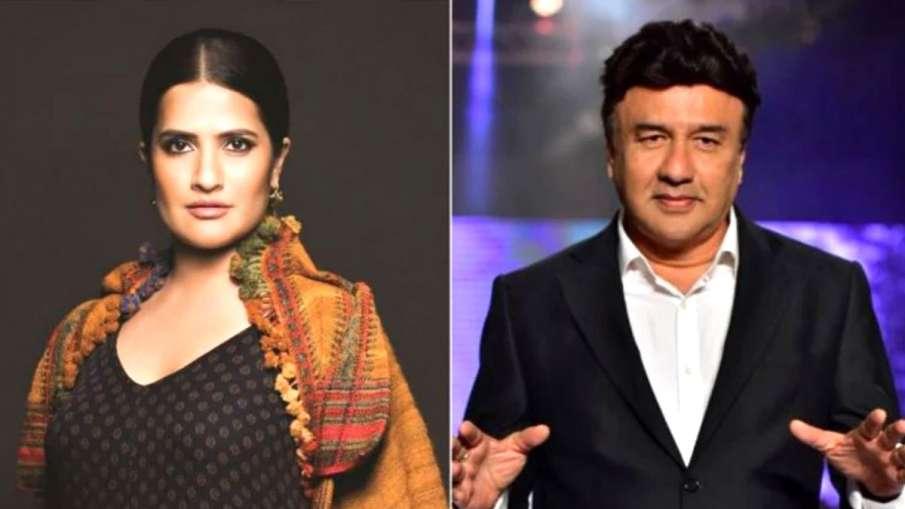 सोना महापात्रा और अनु मलिक- India TV Hindi