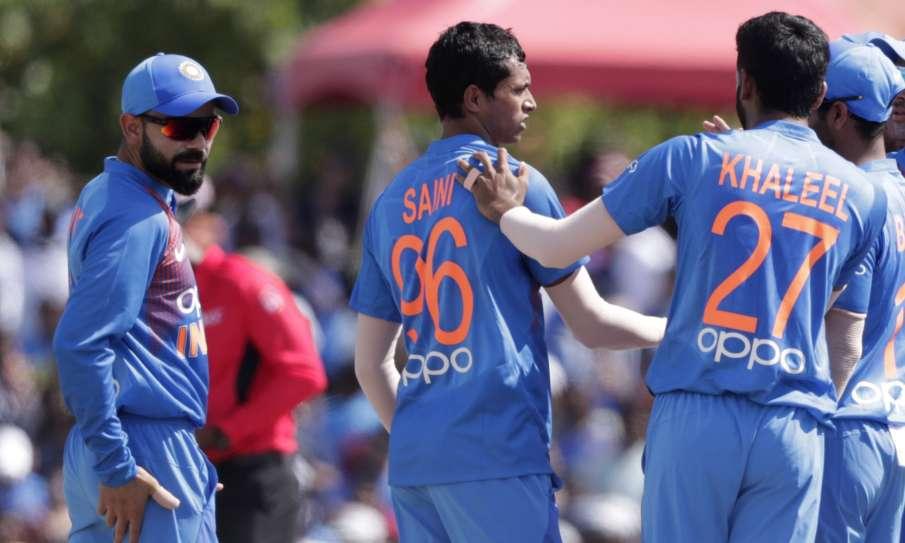 Virat kohli, Navdeep Saini, Team India- India TV Hindi