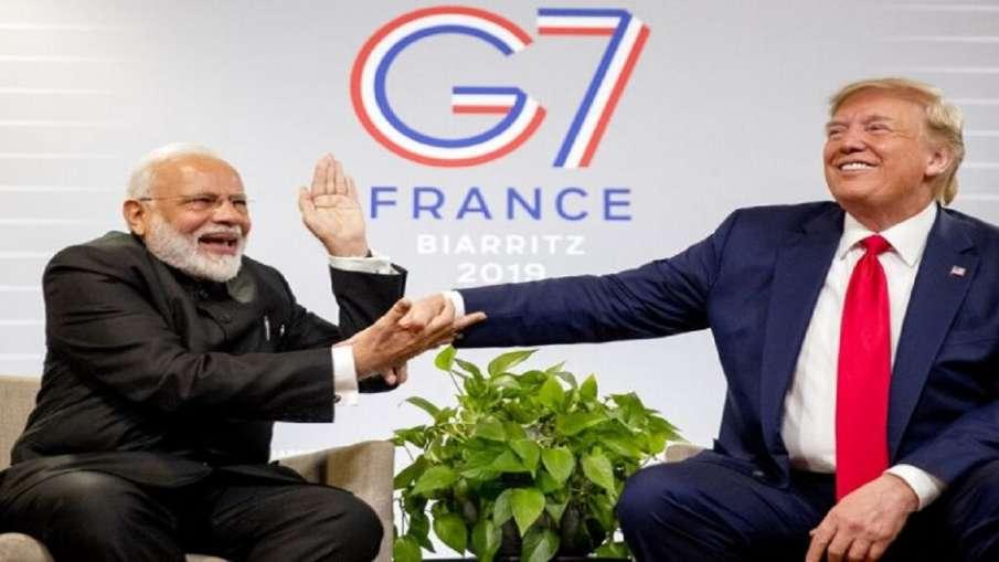 Trump says Modi speaks good English- India TV Hindi