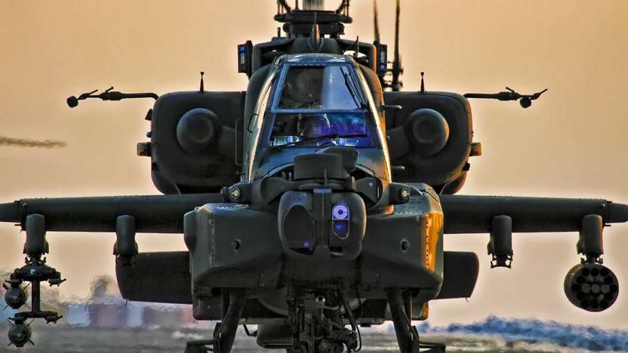 Apache Helicopters- India TV Hindi