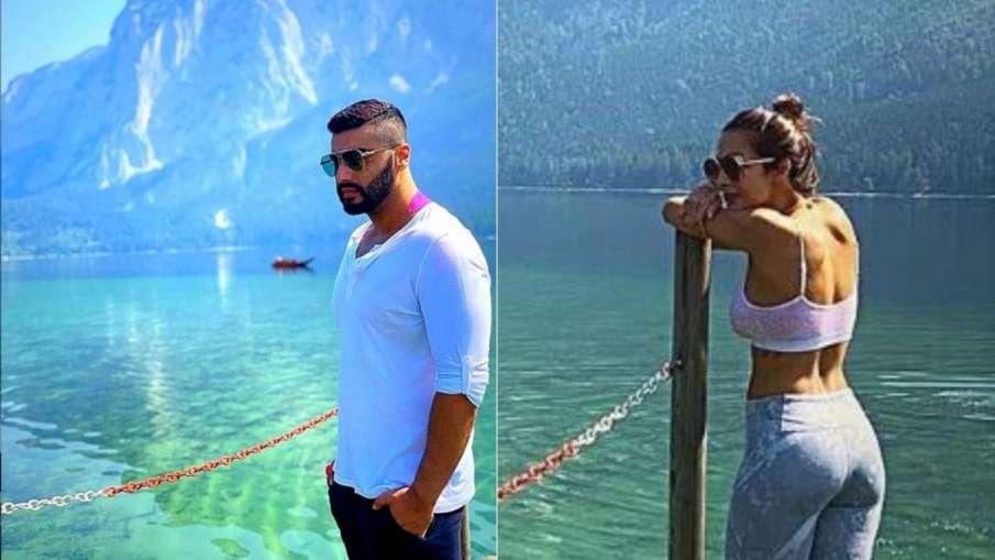 Arjun kapoor and malaika arora- India TV Hindi