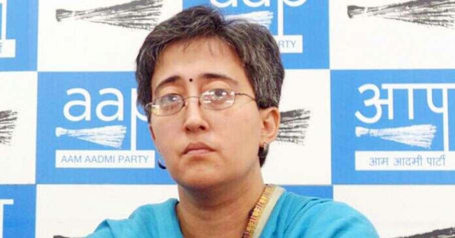 Atishi Marlena found Coronavirus Positive- India TV Hindi