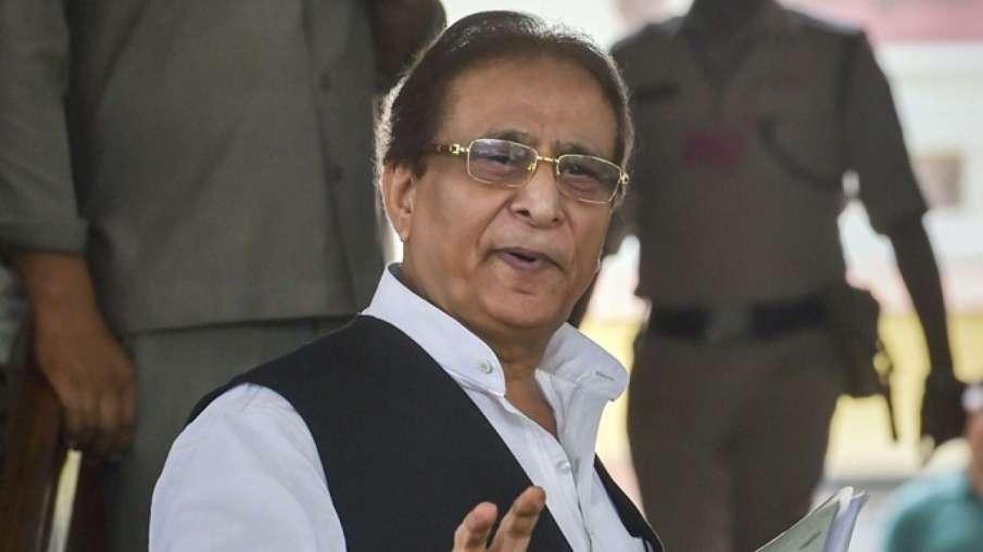 आजम खान फिर फंसे नई मुसीबत में, लीज पर दी गई जमीन से गायब हुए सैकड़ों खैर के पेड़- India TV Hindi