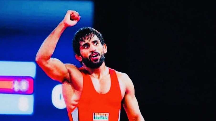 Bajrang Punia, Indian Wrestler- India TV Hindi
