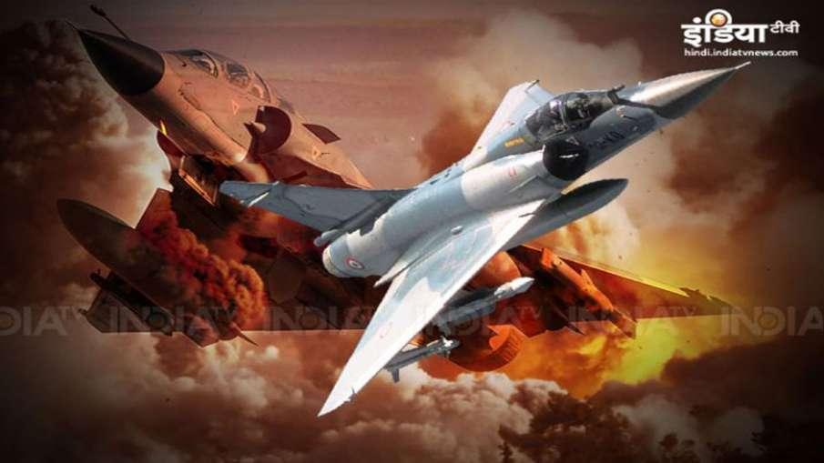 Indian Air Force to award Vayu Sena Medal to 5 pilots who bombed Jaish e Mohammed terrorist camp- India TV Hindi