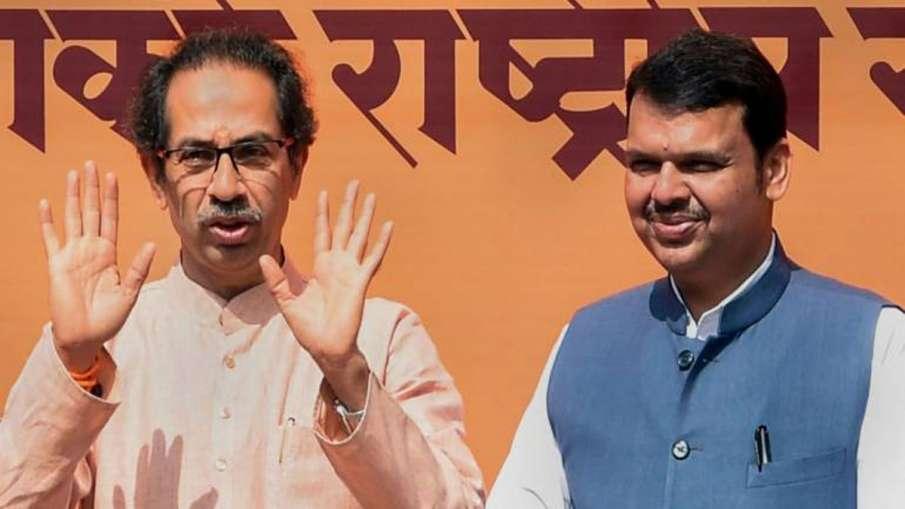 If BJP Shiv Sena contest together then aim to win 250 plus seats in Maharashtra says Rajnath Singh- India TV Hindi