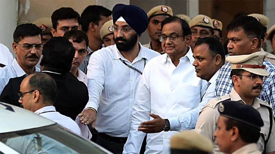 Supreme Court extends till Wednusday interim protection from arrest to Chidambaram in INX Media mone- India TV Hindi