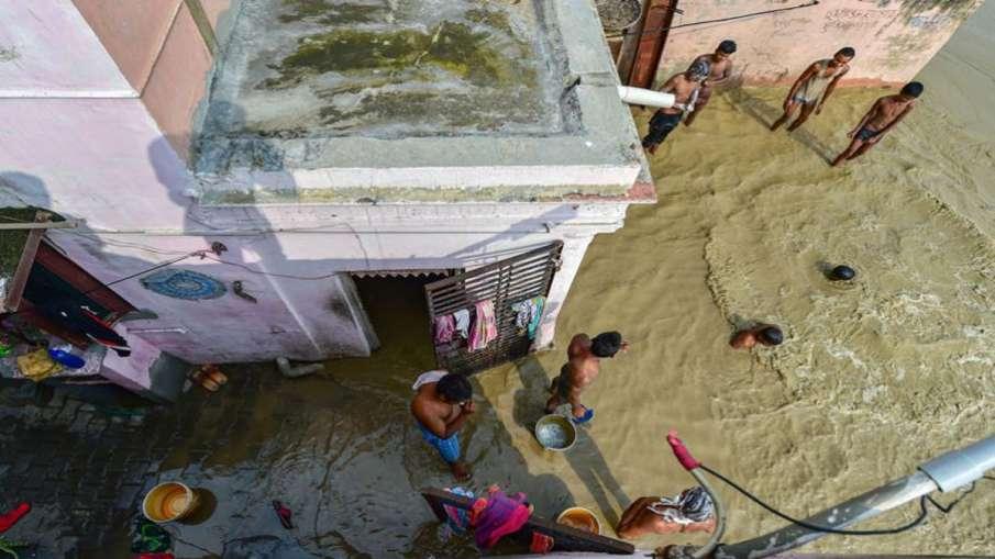 हथिनीकुंड के पानी से दिल्ली में खलबली, डेंजर लेवल के पार पहुंची यमुना की लहरें- India TV Hindi