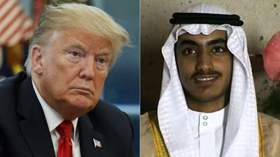Osama bin Laden's son Hamza was very threatening to US, says Donald Trump | AP File- India TV Hindi