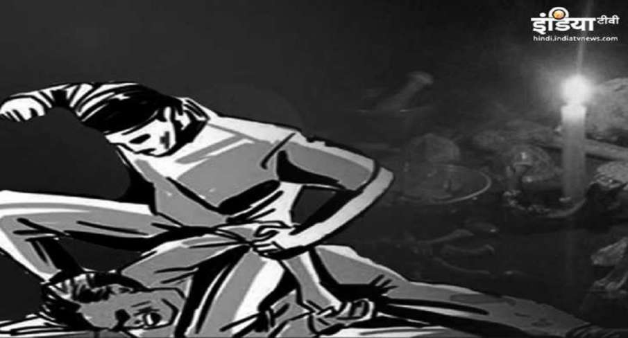 Man Beaten- India TV Hindi