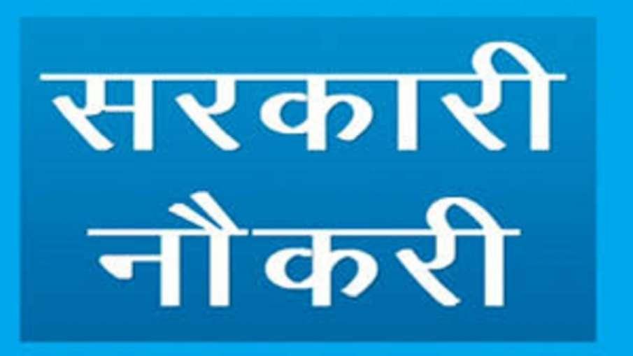 sarkari naukari 2019- India TV Hindi