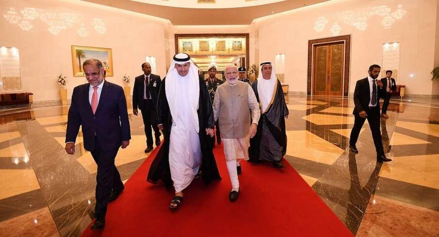 पीएम मोदी के नाम मुस्लिम देश का सम्मान, आज नवाजे जाएंगे ऑर्डर ऑफ जायेद से- India TV Hindi