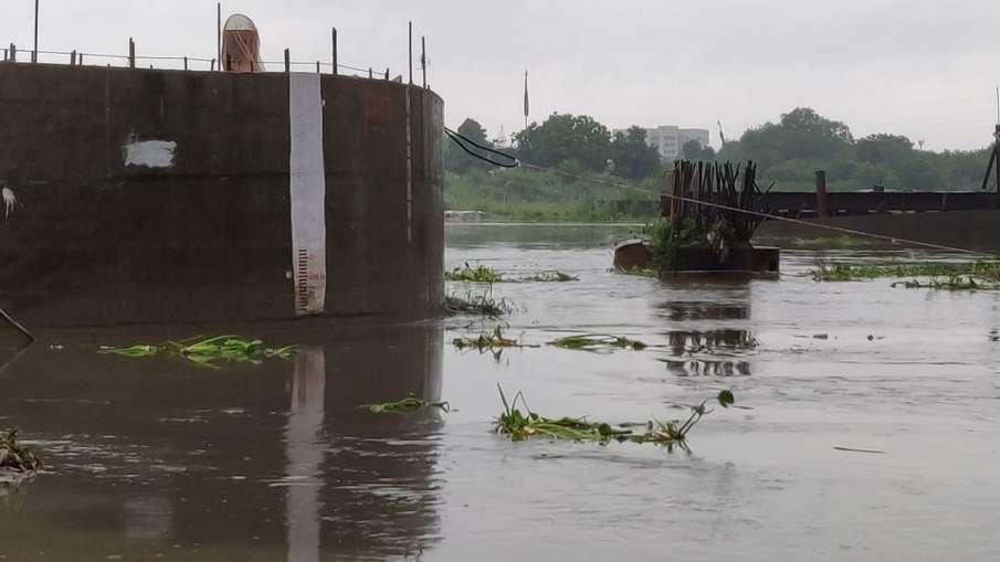 Water level raise in Yamuna river in Delhi- India TV Hindi