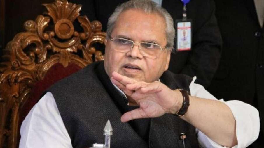 Governor Satya Pal Malik- India TV Hindi
