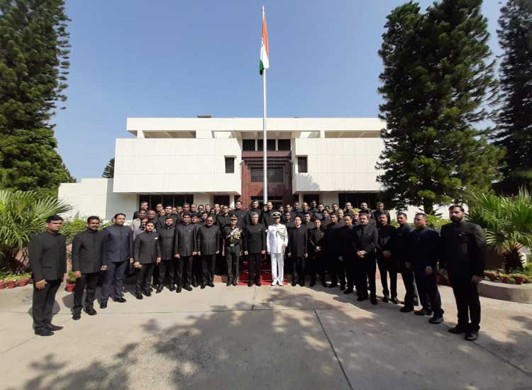 The 73rd Independance Day of India was celebrated with...- India TV Hindi