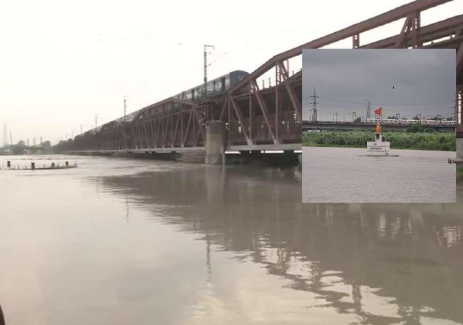Waterlevel rises in yamuna- India TV Hindi
