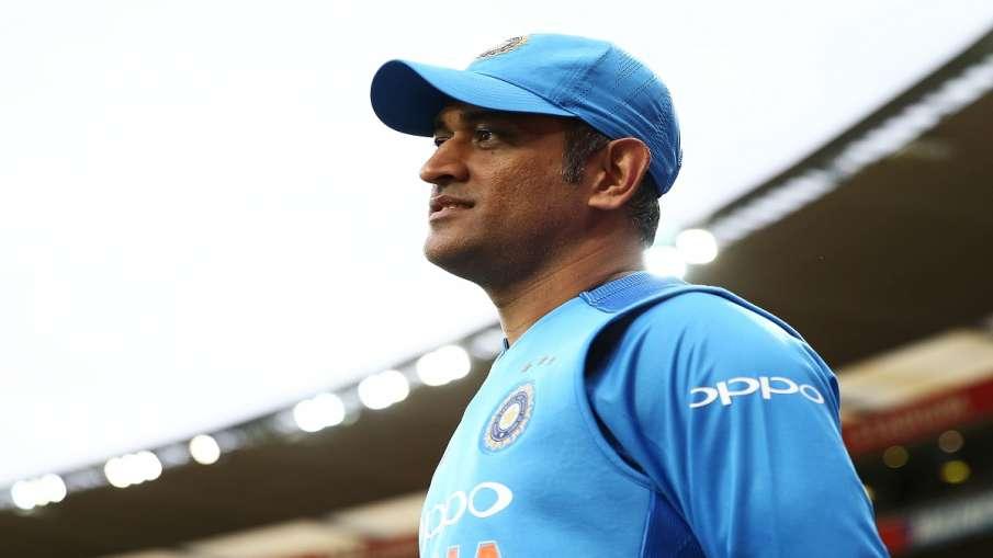 T20 सीरीज के लिए धोनी को...- India TV Hindi