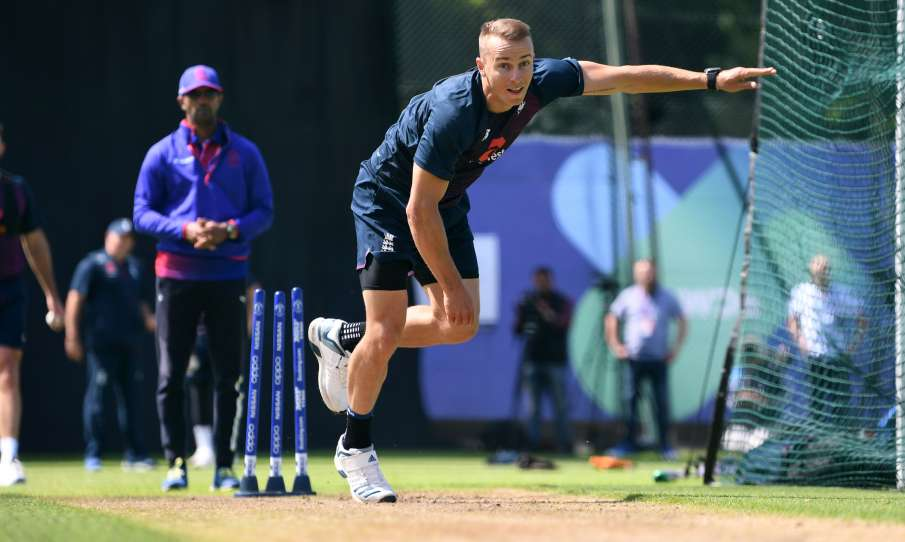 Tom Curran, England Player- India TV Hindi
