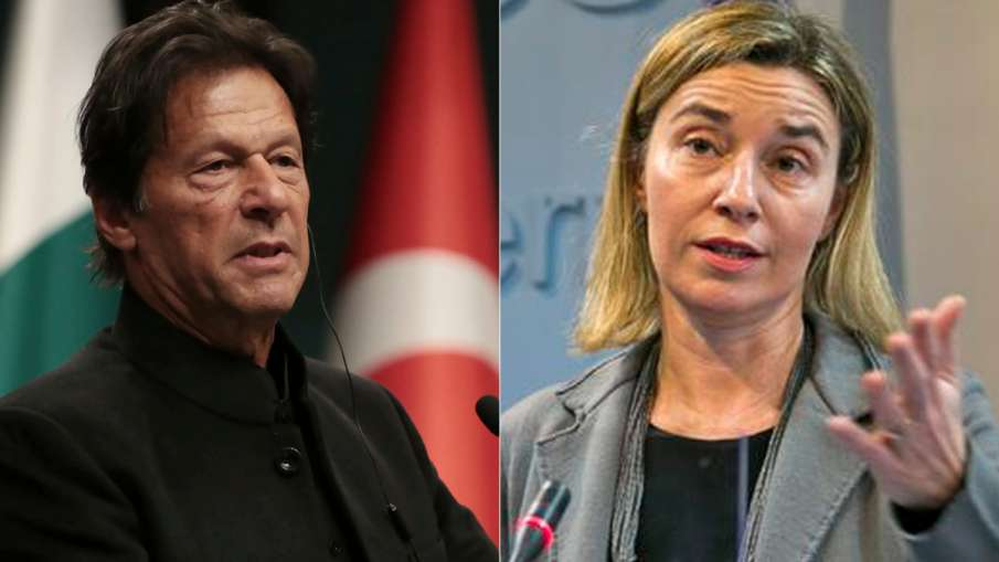 European Union calls for dialogue between India and Pakistan on Kashmir dispute | AP File- India TV Hindi
