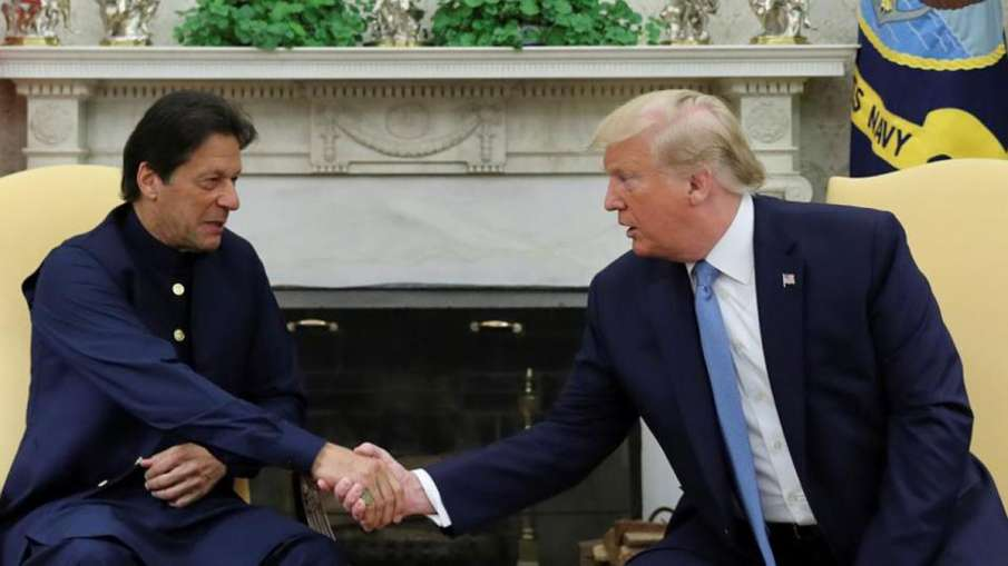 This is the time for Donald Trump to mediate on Kashmir...- India TV Hindi