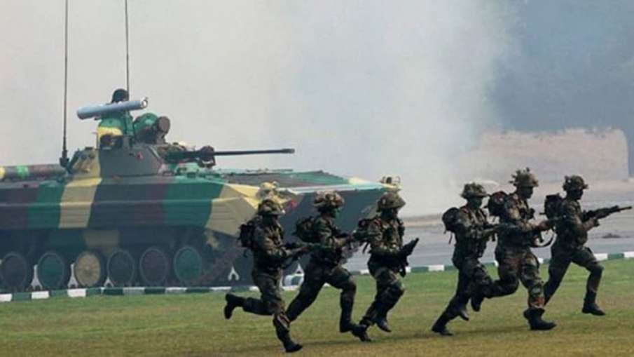 India, Pakistan to be part of multi-nation military...- India TV Hindi