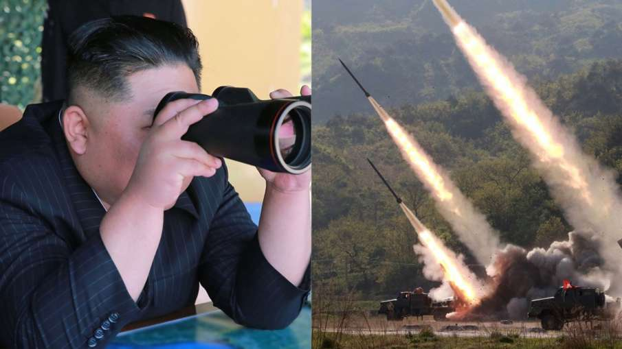 North Korea claims successful test of new rocket launch system | AP File- India TV Hindi