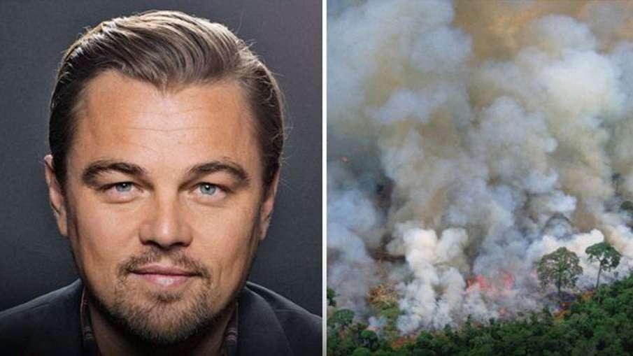 अमेजन में आग पर कम...- India TV Hindi