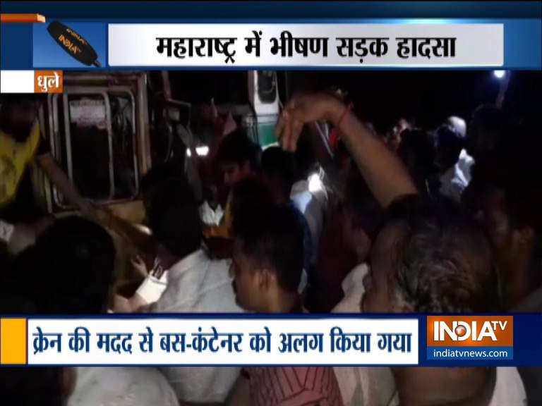 Bus Accident - India TV Hindi