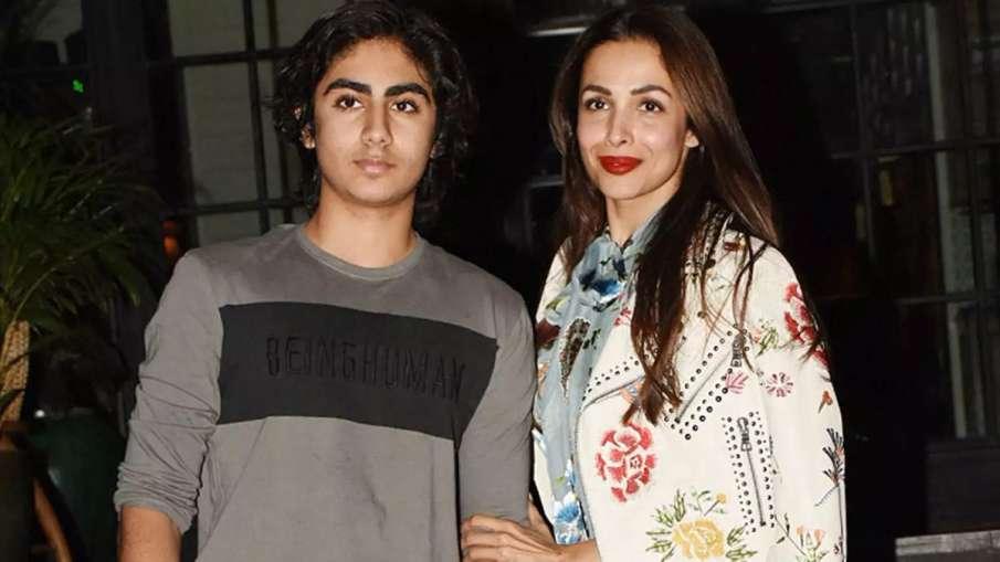 Malaika arora with son Arhaan khan- India TV Hindi