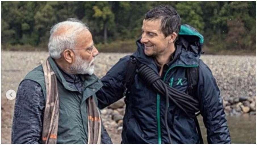 Man vs Wild- India TV Hindi