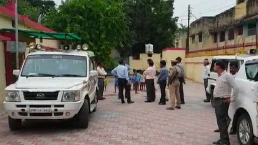 2 toddlers dead, 10 hospitalised after eating contaminated food in orphanage in Mathura   ANI- India TV Hindi