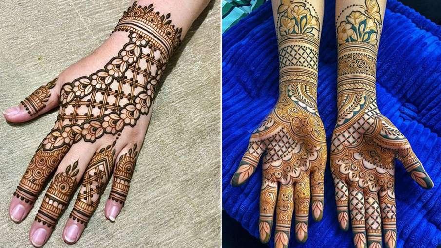 Raksha bandhan 2019 latest mehandi designs- India TV Hindi