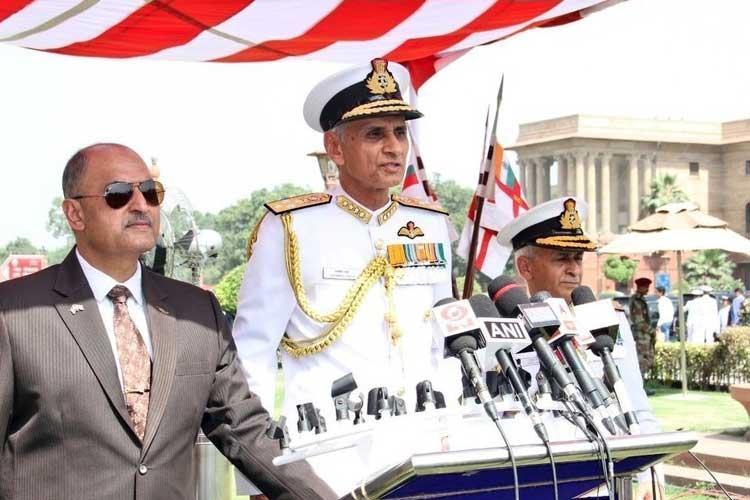 Navy Chief Admiral Karambir Singh- India TV Hindi